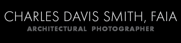 Charles Davis Smith - FAIA | Photographer