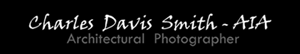 Charles Davis Smith AIA | Photographer